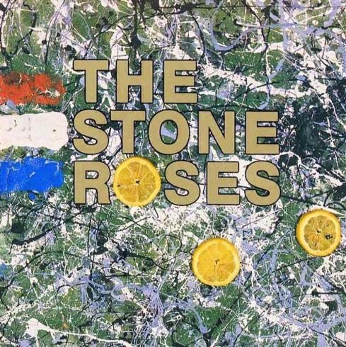 Artist: The Stone Roses Album: The Stone Roses Designer: John Squire