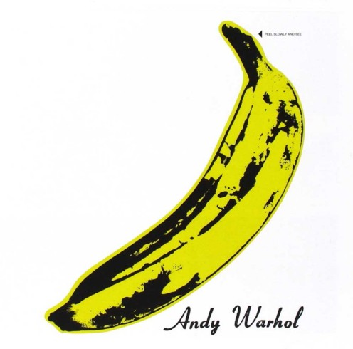 Artist: The Velvet Underground & Nico Album: The Velvet Underground & Nico Designer: Andy Warhol